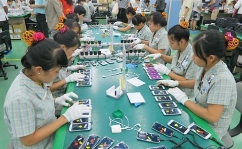 Xuất khẩu điện thoại sang Trung Quốc đạt hơn 240 tỷ đồng/ngày