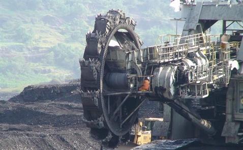 Giá than ở châu Á tăng cao