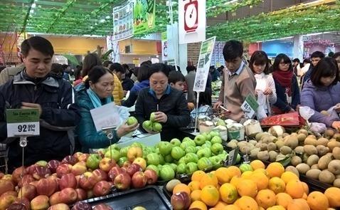 Tháng 11, tỷ số giá tiêu dùng tăng 0,13%