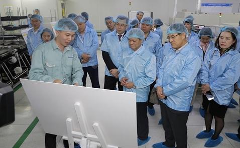 Samsung đặt mục tiêu có 50 nhà cung ứng cấp 1 vào năm 2020