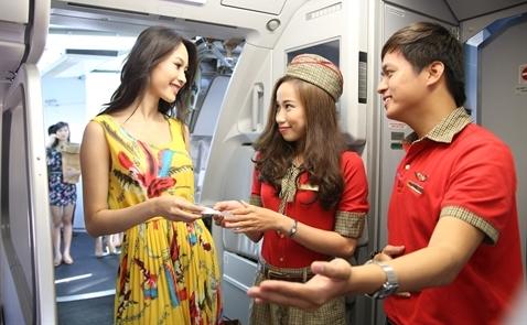 VietJetAir muốn tăng tỷ lệ cổ tức năm 2017 lên 60%