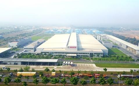 Bosch đầu tư thêm 67 triệu USD vào nhà máy ở Đồng Nai