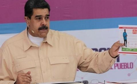 Venezuela công bố tiền tệ ảo giữa khủng hoảng kinh tế