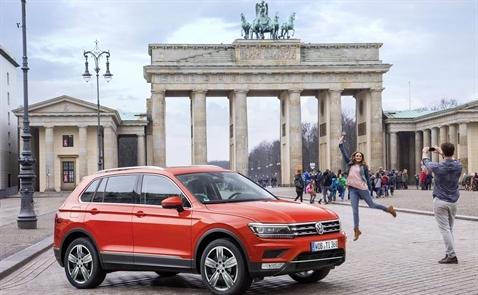 VW Tiguan Allspace 2018:  Xe SUV 7 chỗ của Đức dành cho người Việt