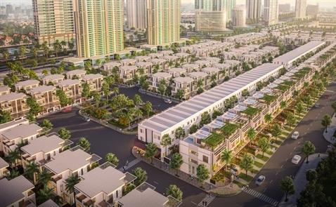 Đông Tăng Long- Hưng Lộc: Dự án nhà liền thổ tiềm năng quận 9