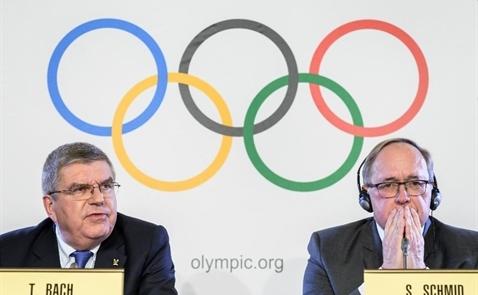Nga không được tham dự Pyeongchang 2018