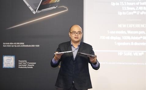 HP ra mắt loạt máy cao cấp HP Elite 1000 series