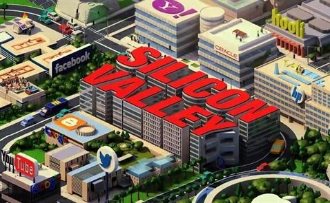 Những cột mốc hình thành và phát triển của thung lũng Silicon