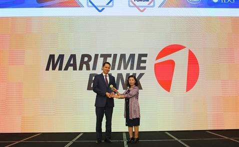 Maritime Bank đồng hành cùng doanh nghiệp vừa và nhỏ