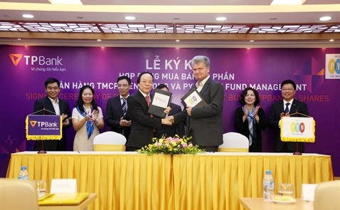PYN Elite Fund mua cổ phần TPBank