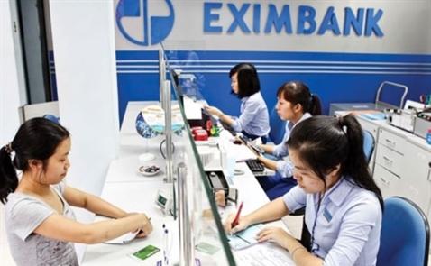 Eximbank bán bớt vốn tại Sacombank