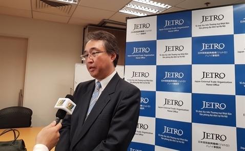 Cơ hội xúc tiến thương mại tại Nhật