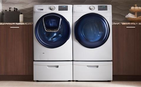 Mỹ áp thuế rất cao với  máy giặt Samsung, LG sản xuất ở Việt Nam