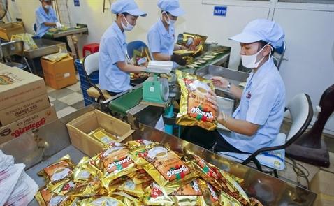 Chia cổ tức 660%, cổ phiếu Vinacafé Biên Hòa tăng kỷ lục