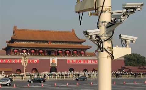 Camera an ninh Trung Quốc chỉ mất 7 phút để tìm ra đối tượng