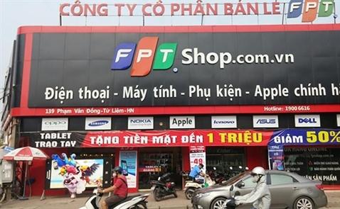 FPT Shop hợp tác với Vietnamobile bán điện thoại giá rẻ