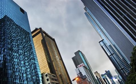 Châu Á: Thị trường văn phòng đắt nhất thế giới