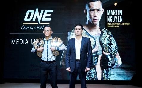 Martin Nguyen, nhà vô địch võ thuật thế giới, đến Việt Nam