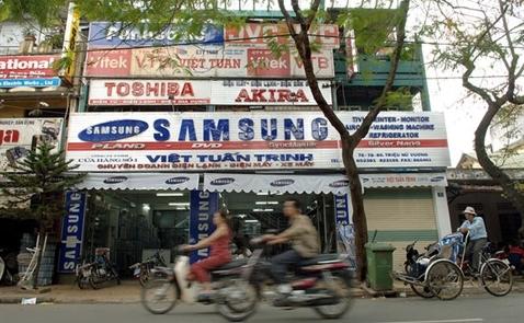 Liên minh Samsung- Vietnamobile- FPT Retail