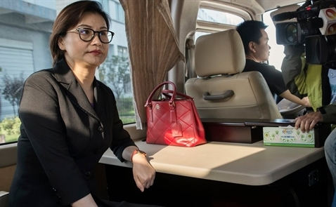 Chu Quần Phi: Nữ tỉ phú giàu nhất Trung Quốc nhờ sản xuất màn hình cho Apple