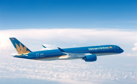 Vietnam Airlines tăng chuyến bay phục vụ Tết