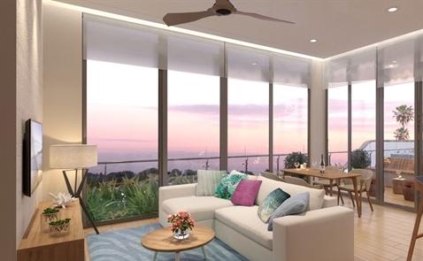 Khởi công dự án condotel và biệt thự Kahuna Hồ Tràm Strip