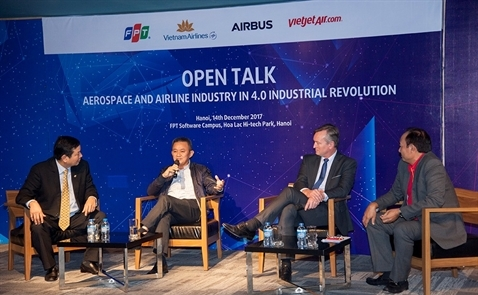 FPT hợp tác cùng Airbus