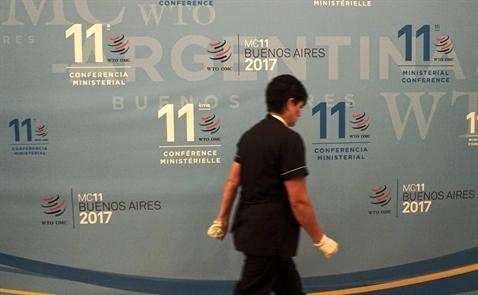 WTO lún sâu trong bế tắc