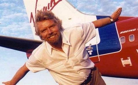 Richard Branson đã khởi đầu như thế nào để trở thành tỉ phú?