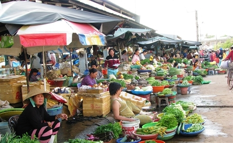 Nông thôn là thị trường