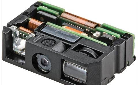 Honeywell trình diễn động cơ quét ảnh siêu mỏng N6600