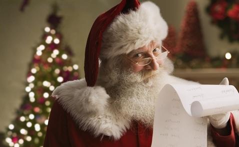 Ông già Noel có thể giàu nhất thế giới?