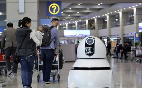 Vì sao Hàn Quốc dẫn đầu về phát triển robot?