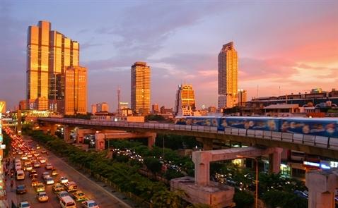 Kinh tế Đông Nam Á tăng trưởng nhanh nhất trong 4 năm qua