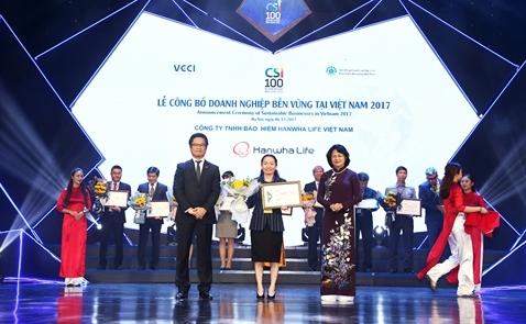 Hanwha Life Việt Nam vượt mốc 500 tỉ đồng doanh thu