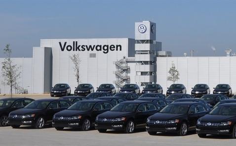 Volkswagen đạt kỷ lục bán hàng trên toàn thế giới