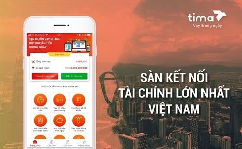 Hơn nửa tỷ USD kết nối thành công qua sàn tài chính Tima