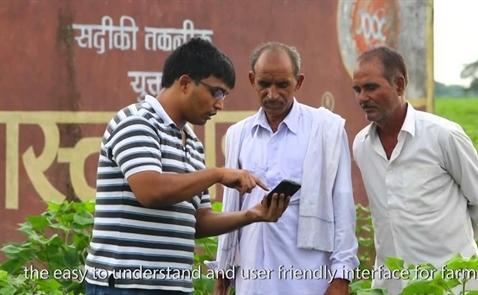 Người dân Ấn Độ ứng dụng trí tuệ nhân tạo vào nông nghiệp