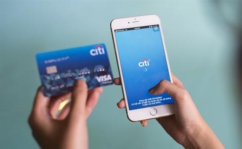Kênh Mobile Banking của Citi Việt Nam tăng trưởng 48%