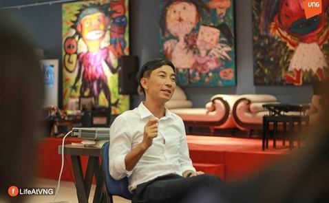 Phó Tổng giám đốc VNG và câu chuyện về sự trở về
