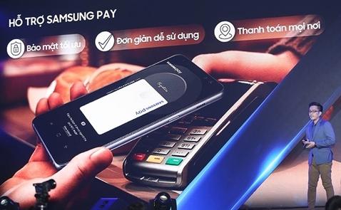Samsung Pay cập nhật tính năng mới