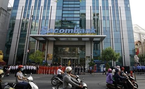 Nợ xấu của Sacombank giảm mạnh