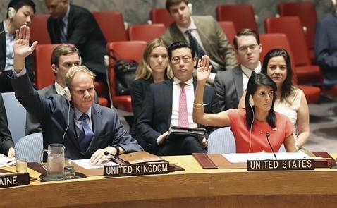 Liên Hiệp Quốc thêm trừng phạt