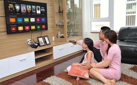 Doanh thu truyền hình trả tiền giảm mạnh