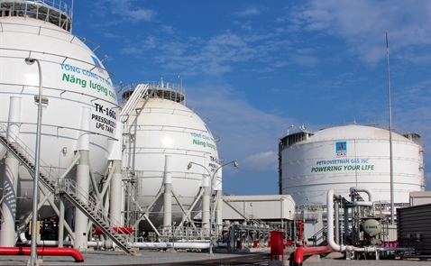 GAS Việt Nam: Lợi nhuận tăng nhờ giá dầu tăng