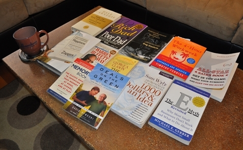 Những cuốn sách nên đọc để làm giàu trong năm 2018