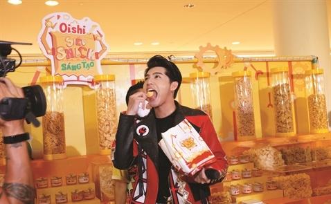 Thị trường snack: Món ăn vặt nửa tỉ USD của người Việt