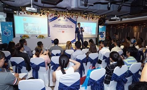 Ra mắt Hệ thống Booking logistics trực tuyến đầu tiên tại Việt Nam.