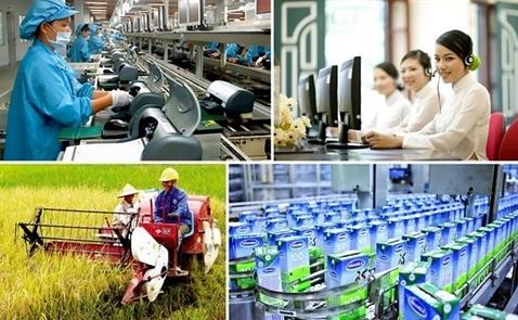 GDP Việt Nam tăng trưởng 6,81% trong năm 2017