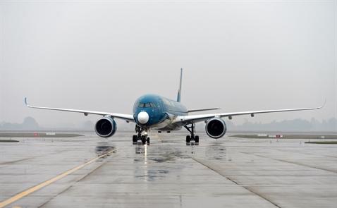 Hàng không Việt Nam đón hành khách thứ 94 triệu